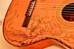 Parisian Guitar - angle 3