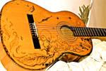 Parisian Guitar - angle 5