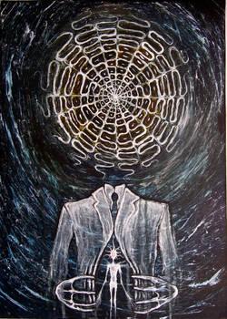 Cymatic Painting 9