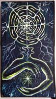 Cymatic Painting 8