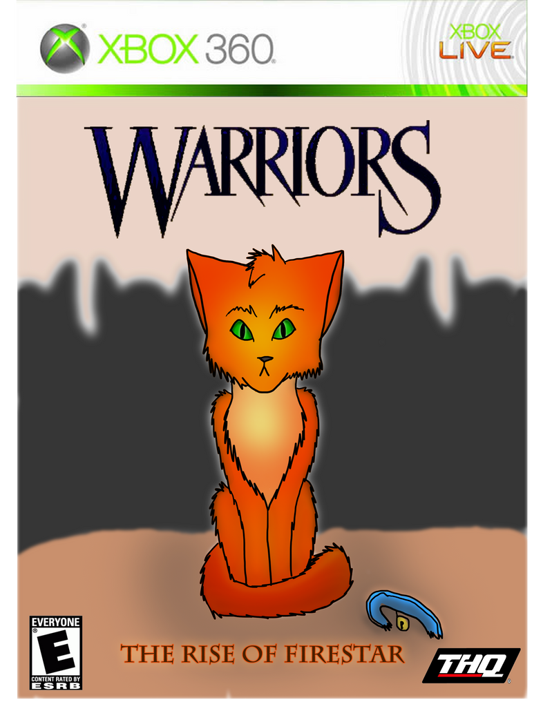 Warriors The Rise Of Firestar By RiverBelle