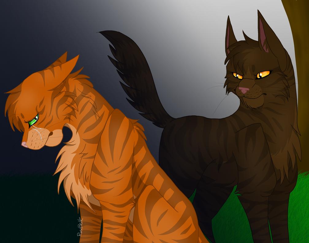 Topics In Warrior Cats