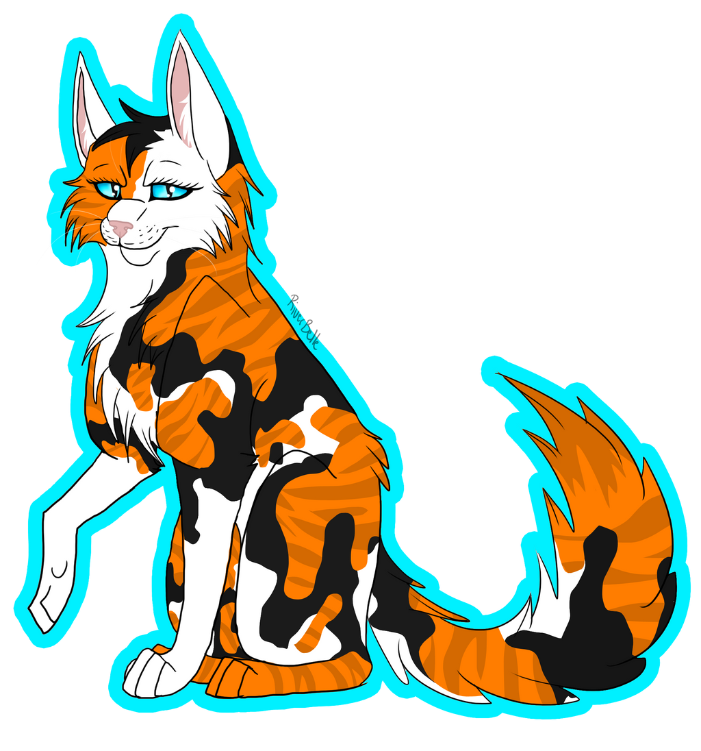 Wildflower -Redesign- by RiverBelle