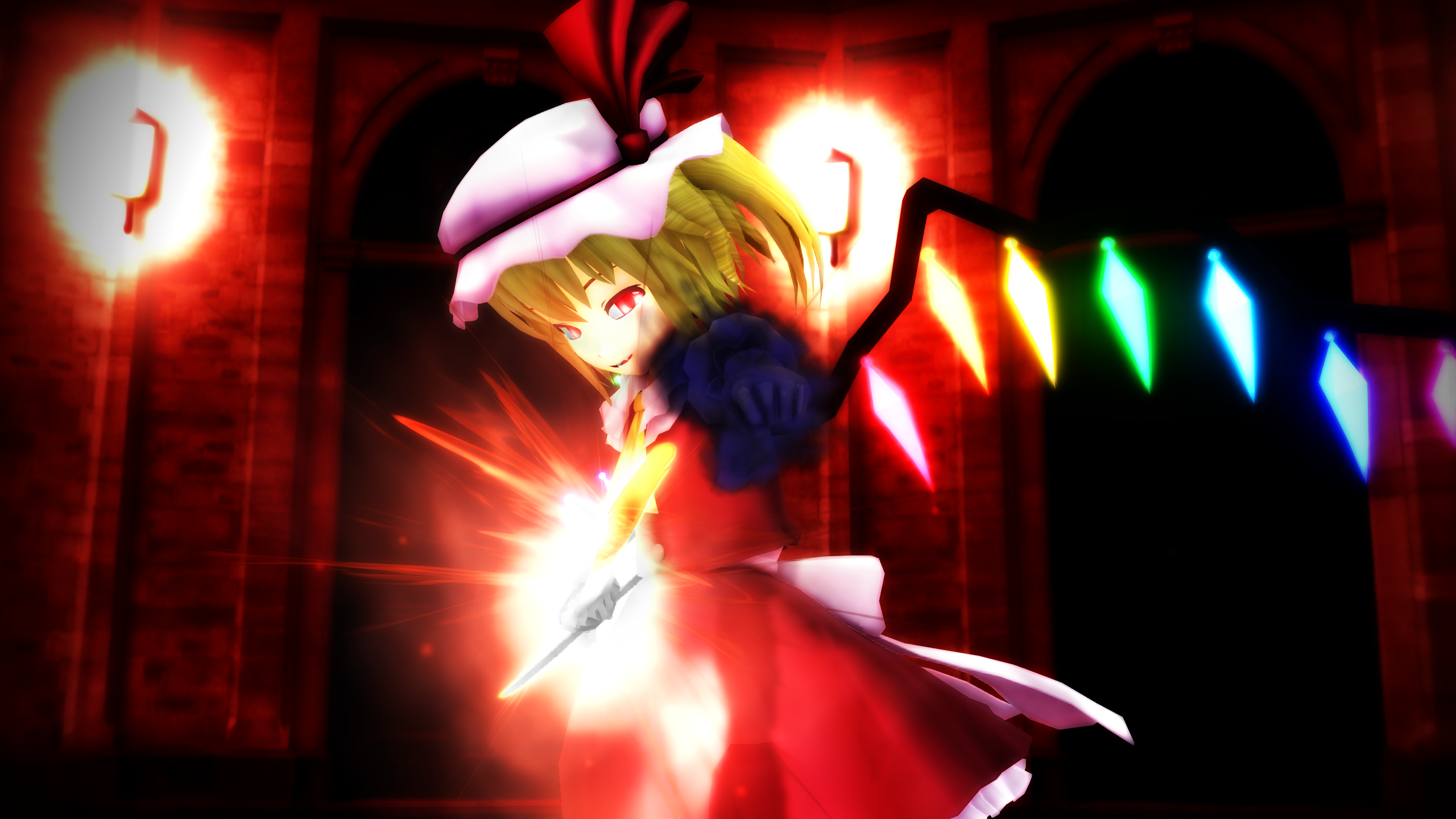 20 Day Touhou Meme 'Challenge' Day #1 by headstert