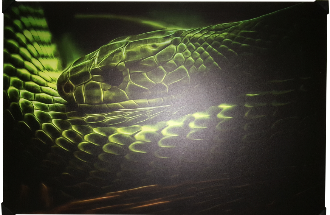 Snake by headstert