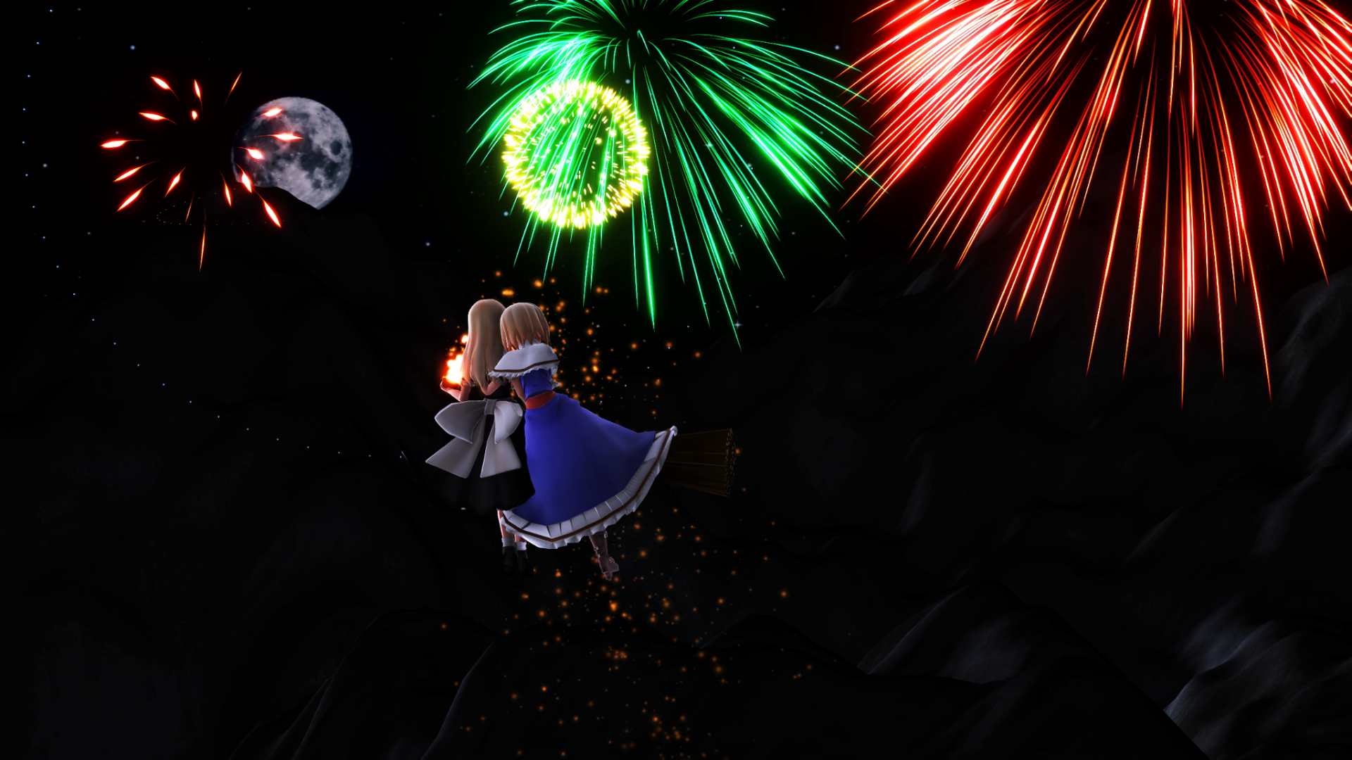 Happy New Year by headstert