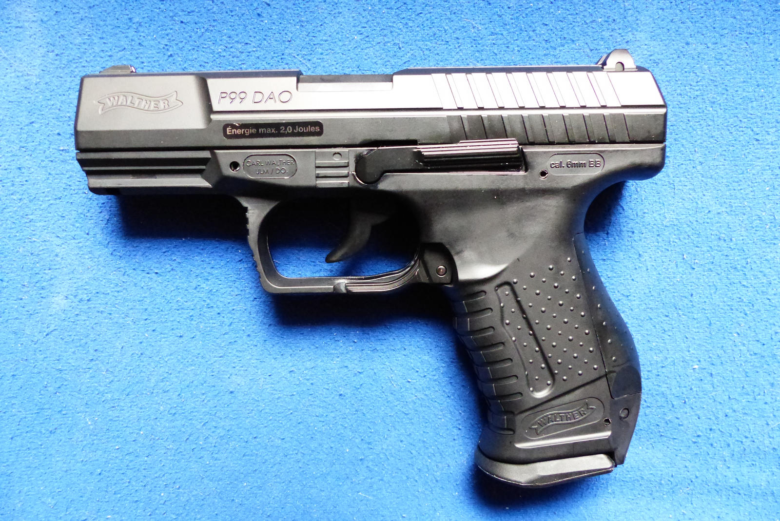 Umarex Walther P99 CO2 by headstert