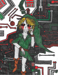 Corruption: BEN Drowned by AutumnOwls55