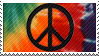 Peace Stamp by morestarinatthestars