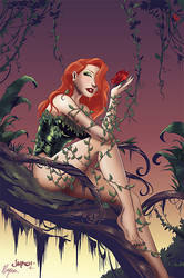 Poison Ivy by napuaahina