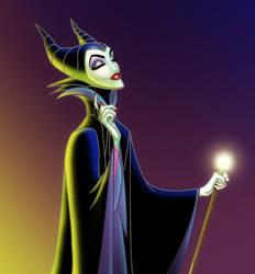 Maleficent by napuaahina
