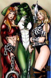 Lady Liberators