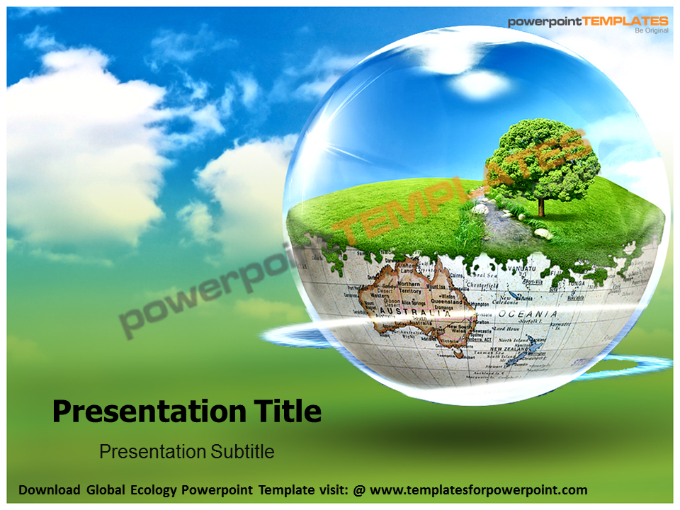 Global ecology powerpoint template templatesforp by kaceysmith on global ecology powerpoint template templatesforp by kaceysmith toneelgroepblik Image collections