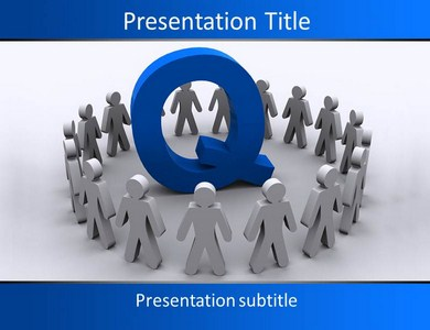 Quality Team Management Powerpoint Template By Kaceysmith On Deviantart