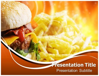 Download Online Fast Food Powerpoint Template By Kaceysmith