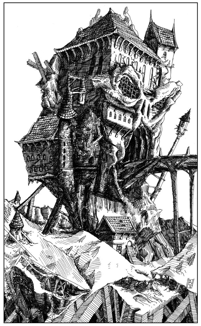 The Doom Castle! by oag-thomas