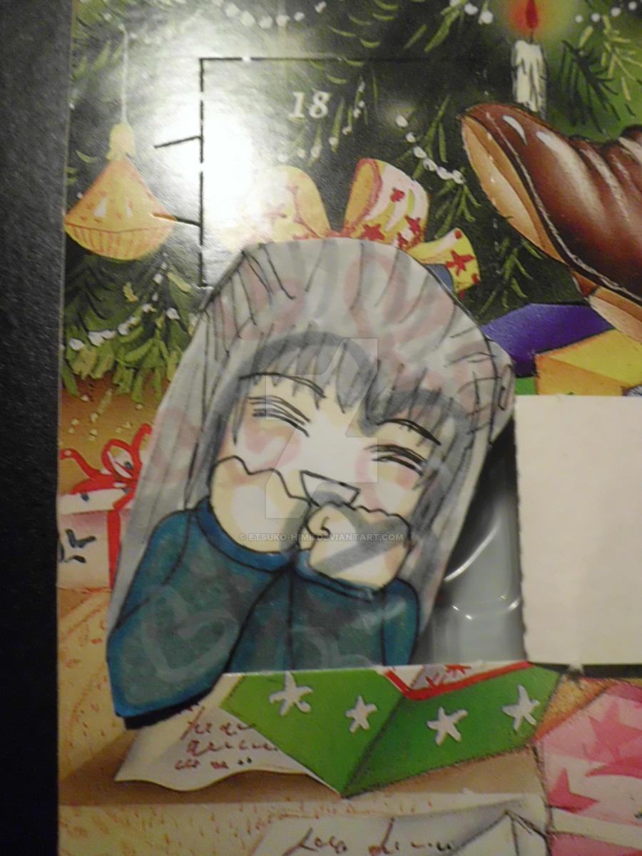 * Day 10* chibi maria kurenai *14 days to ch* by Etsuko-Hime