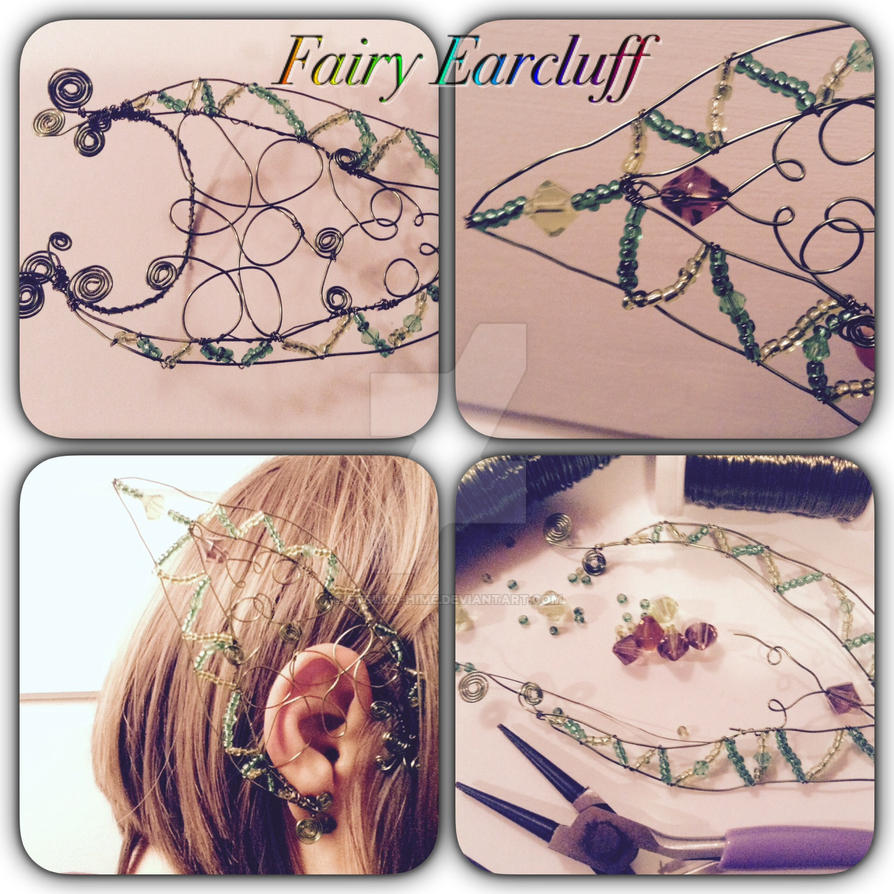 Fairy Earcluffs by Etsuko-Hime