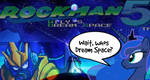 Wave Man Mega Man 5 Wilys Dream Space by LunarIntercepterAce