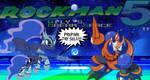 Wave Man Mega Man 5 Wilys Dream Space 2nd round by LunarIntercepterAce