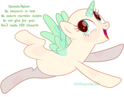 Mlp pony base #26 - Look, I'm flying! by MissCupcake333