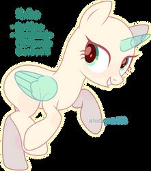 Mlp pony base #27 - RUN