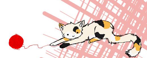 Calico Kitty by Jorshin