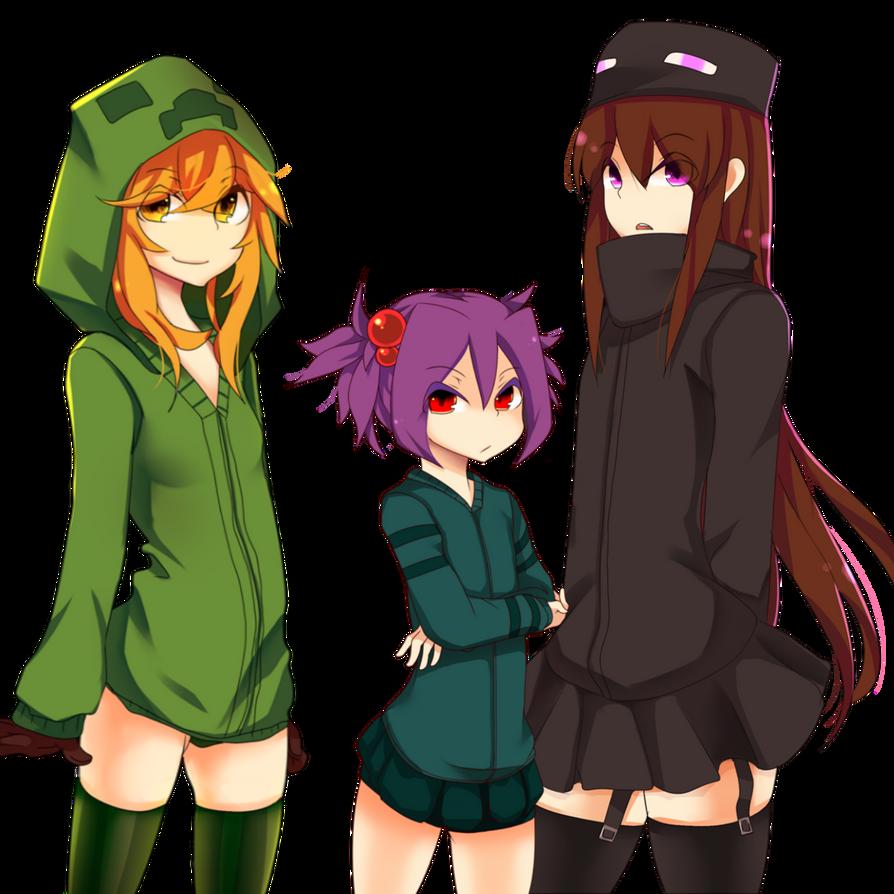 скины для майнкрафт аниме иссей #7