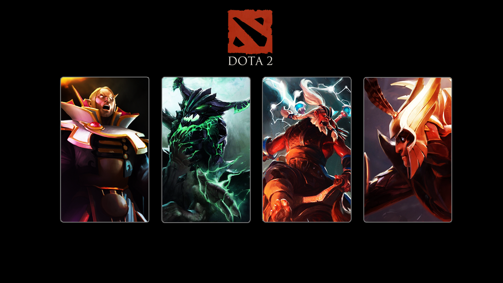 dota2 wallpaper by holdeer on deviantart