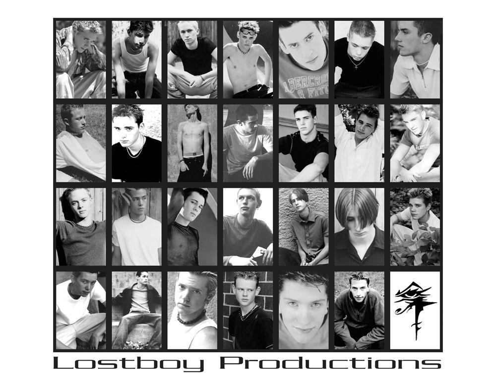 Model Boys by Lostboy1701