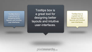 Tooltip Popup Boxes by vesthar