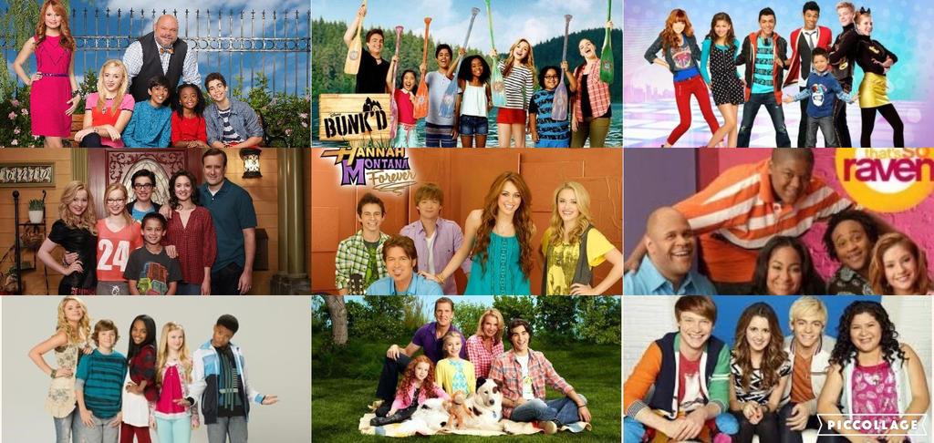 Disney channel tv shows by Erikcarr114 on DeviantArt