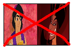 Anti Aladdin And Jafar Stamp by Carriejokerbates