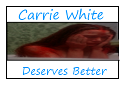 Carrie White Deserves Better Stamp by Carriejokerbates