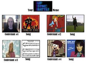 My Lip Sync Battle Meme Group by Carriejokerbates on DeviantArt