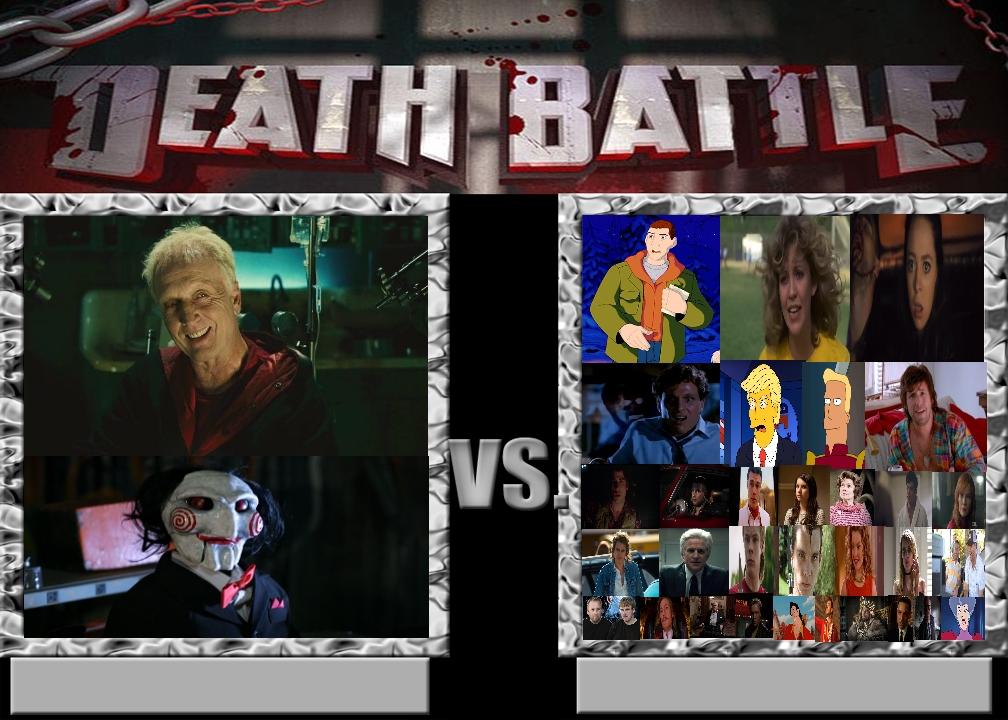 John Kramer x Billy vs the ones i hate by Carriejokerbates