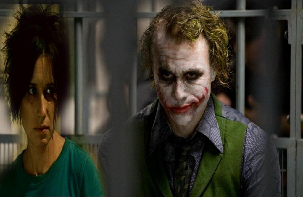 The Joker x Amanda Young by Carriejokerbates