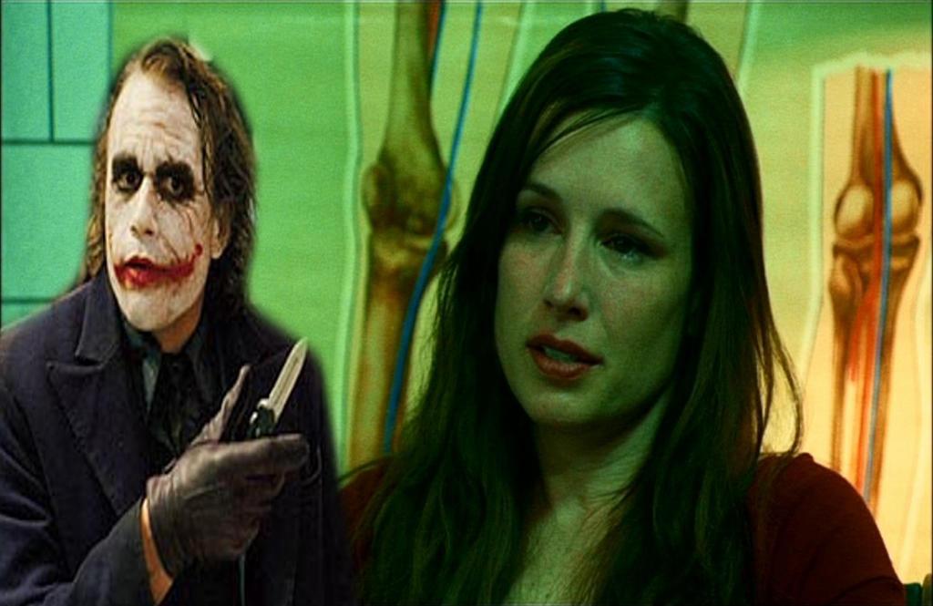 The Joker x Amanda Young 2 by Carriejokerbates