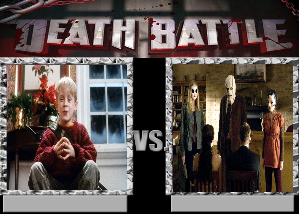 Kevin McCallister Vs The Strangers by Carriejokerbates