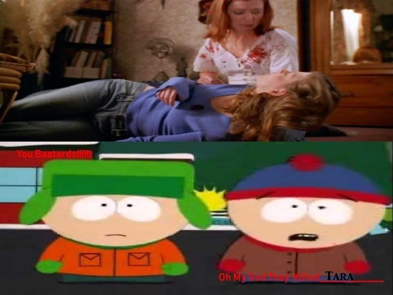 Oh My God They Killed Tara Meme by Carriejokerbates