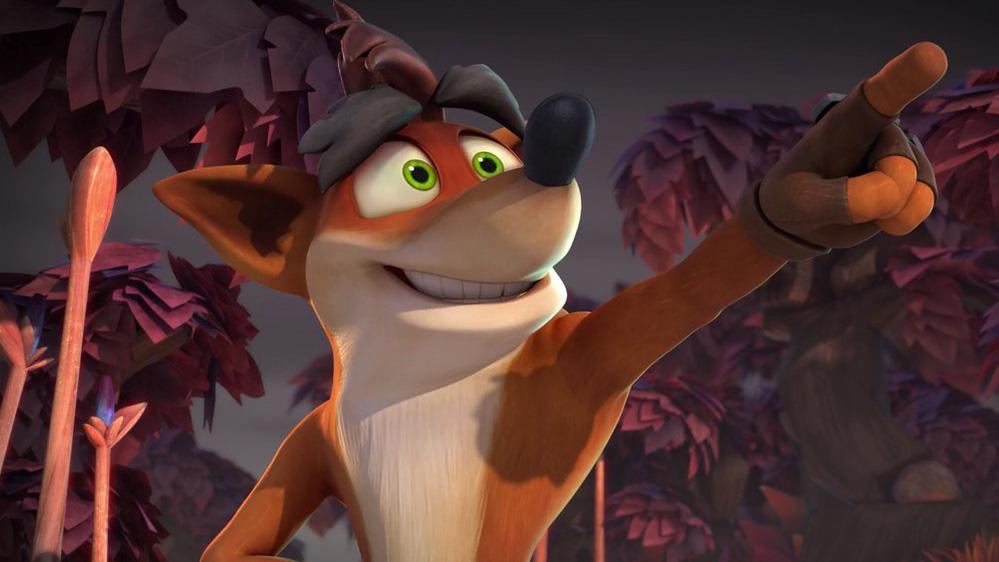 Crash Bandicoot by Carriejokerbates