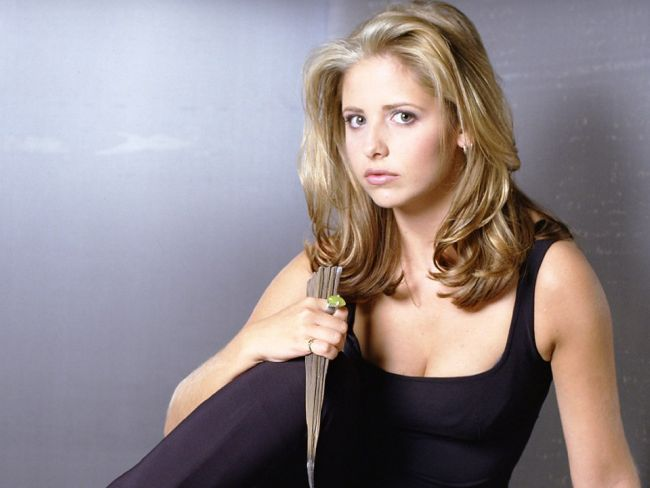 Buffy Summers 2 by Carriejokerbates