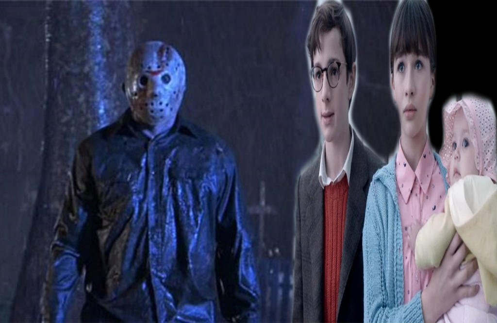Jason x The baudelaires by Carriejokerbates
