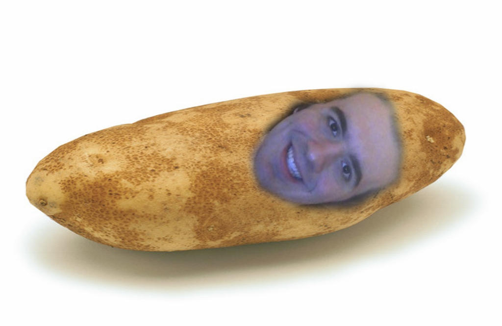 I'm Potato Andy by Carriejokerbates