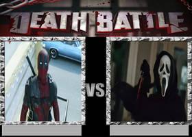 Deadpool Vs Ghostface