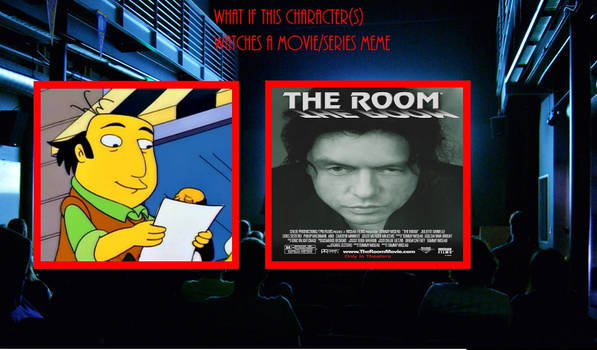 What if Jay Sherman Watches The Room