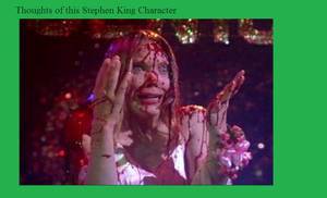 thoughts on Carrie White