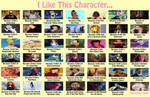 I Like This Character Meme by Carriejokerbates