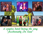 My 6 Couples Date During Accidentally In Love by Carriejokerbates