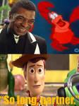 Woody Says So Long To Samuel E Wright